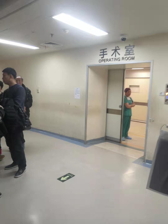 北京朝阳医院受伤医生已脱离生命危险,嫌疑人被刑拘