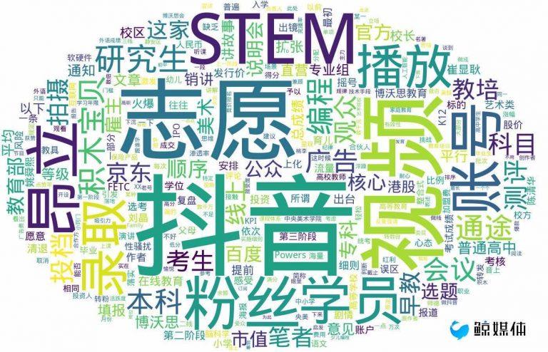 【鯨媒體早報】教育部公布第三批教育App備案名單;《京東教育白皮書》發布