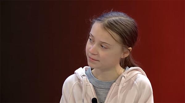钟楚红窥情特朗普对瑞典环保少女,环境风险忧