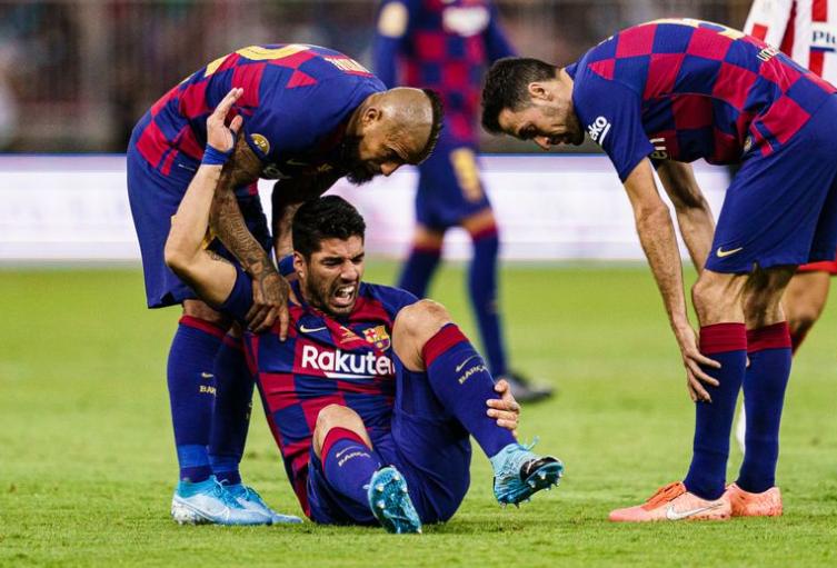 巴塞罗那:3个前锋目标,作为路易斯·苏亚