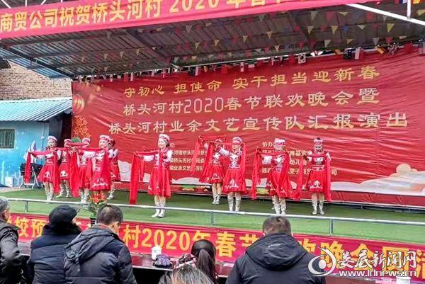 """福建彩铃网""""四化""""造福村民乐 ——桥头河村振"""