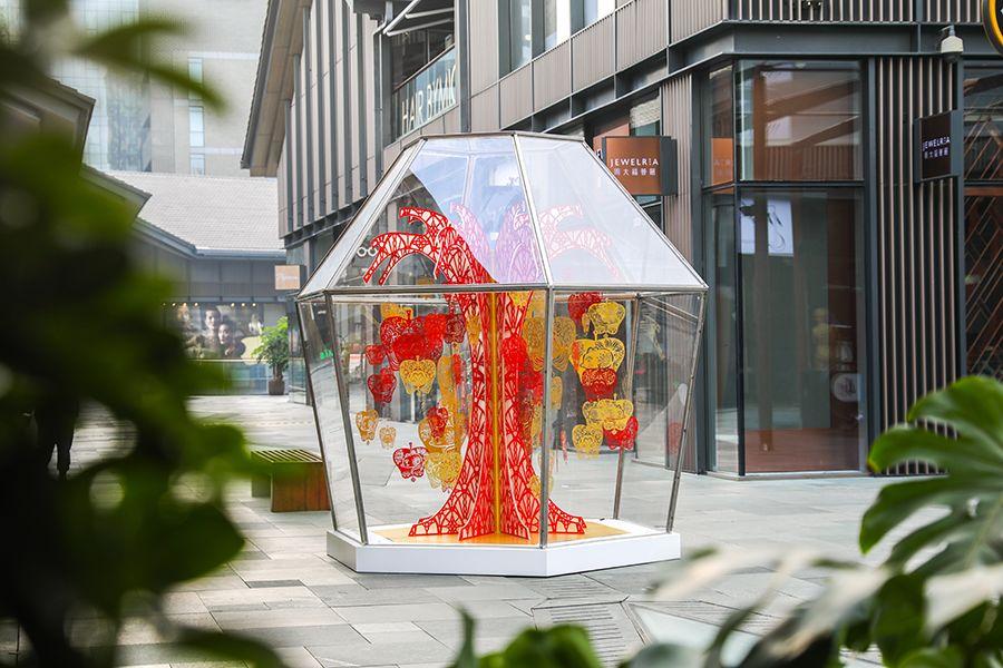 """这一片藏在市中心的""""气泡森林"""",不仅能拍大片,还能拿下一波鼠年鸿运单品!"""