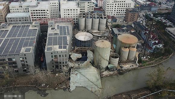 哈电集团浙江污水罐体坍塌致9死事故3名嫌疑人被