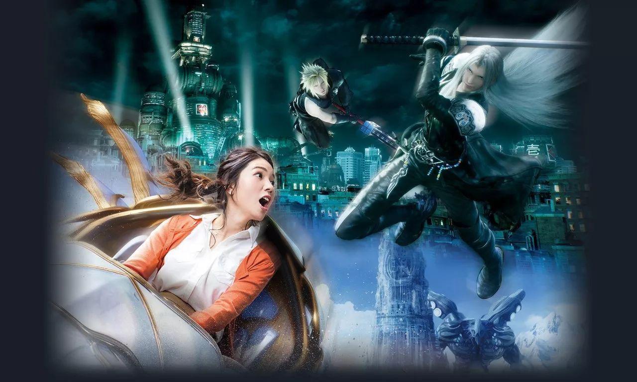 日本环球影城推出《巨人》XR过山车,网友:好刺激、不敢坐又好想坐