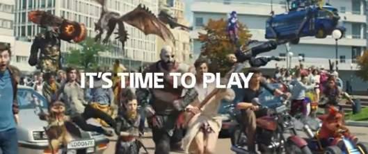 """PS欧洲官推更新简介 PS5新宣传口号或为""""游戏正当时"""""""