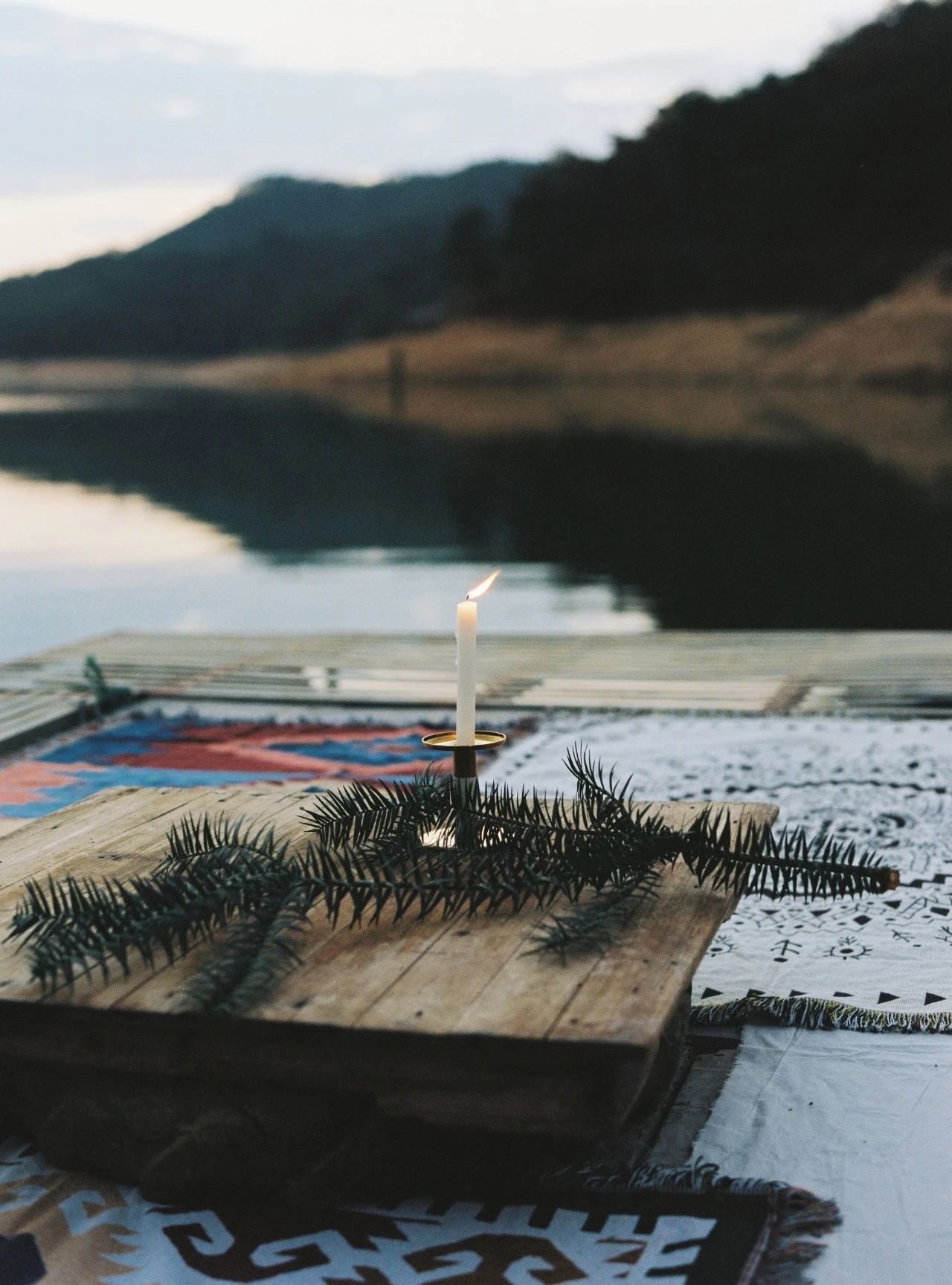 """只要心中有慕溪,哪里都是北欧——记录一次北欧风""""野宴""""年会!"""