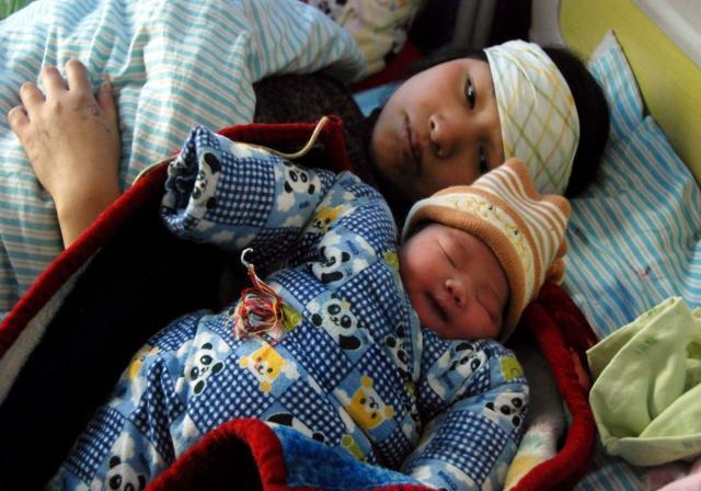 """新生儿宝宝如何""""感知""""妈妈?母子间的这种""""无言约定"""",很神奇"""