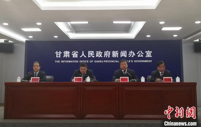 甘肃通报经济运行情况:农村居民收入增速略高于城镇