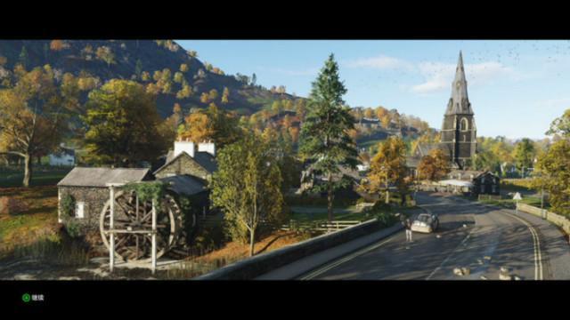 开超跑参加吃鸡《极限竞速:地平线4》新DLC打造乐高主题公园