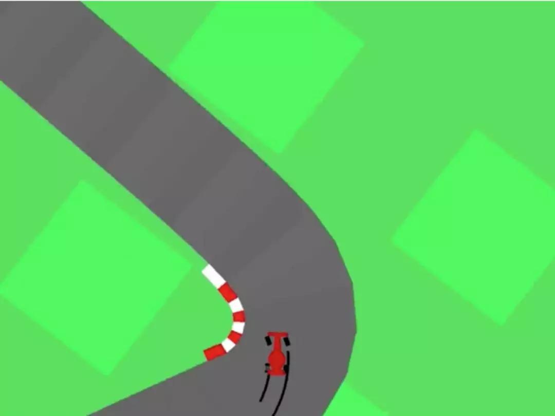 """神经网络""""天生""""就会驾驶虚拟赛车"""