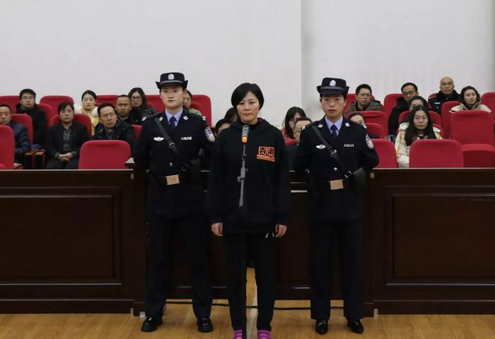 甘肃武威原副市长姜保红一审获刑