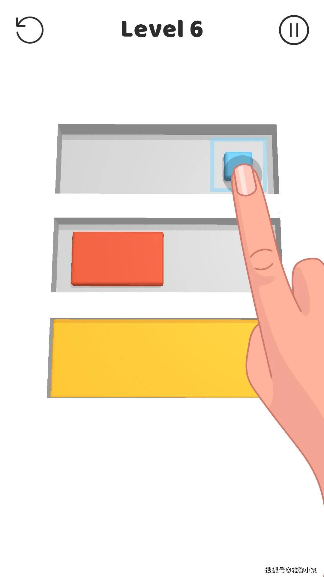 填色益智手游《ColorSpread》上手极快的规划游戏