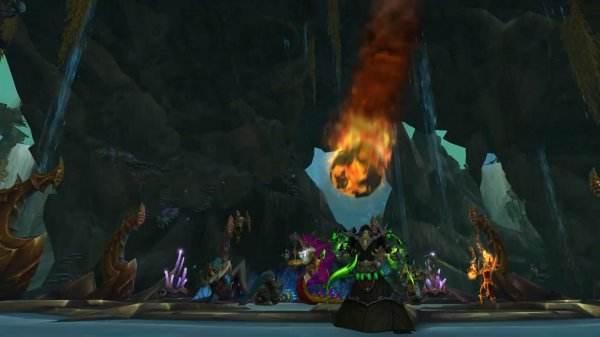 魔兽世界:精灵女王艾萨拉上场即颠峰,可惜结局令人痛心!