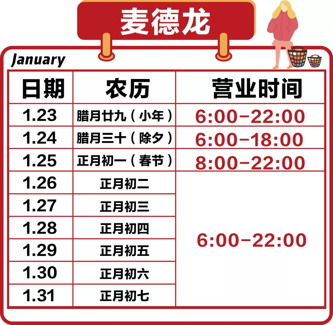 春节不打烊!常熟景区(场馆)、商圈假期开放时间安排表,请查收!