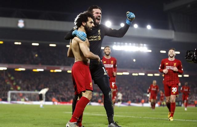 原创观察|击败红魔后,利物浦在英超赛场上已无敌手,不败?梦之队?