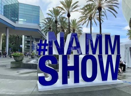 HDC英昌乐器参展2020 NAMM SHOW