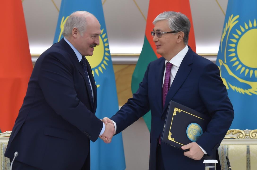卢卡申科:我们想从哈萨克斯坦进口石油,但俄罗斯不同意