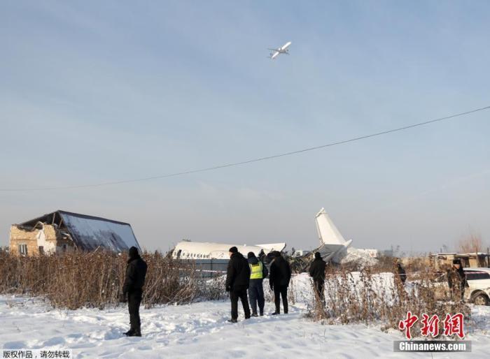 中秋节ppt哈萨克斯坦坠机事故致12死 官员称300人