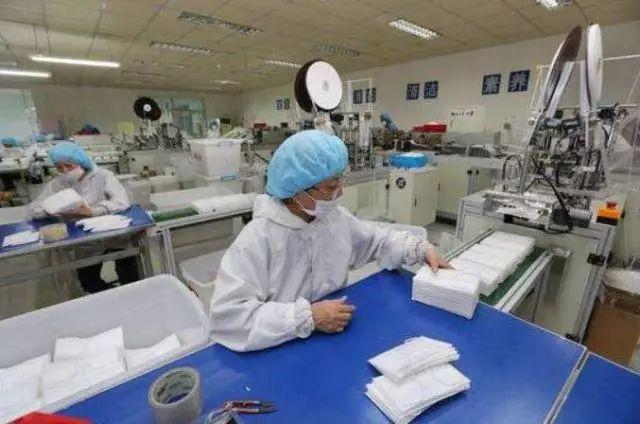 李培根简历湖北:口罩等防疫物资的生产和流通