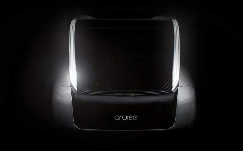 """通用汽車將發布""""真""""無人駕駛汽車?沒有踏板和方向盤"""