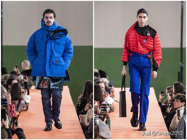 20年冬季系列Y/Project助加拿大鹅提升时尚指数