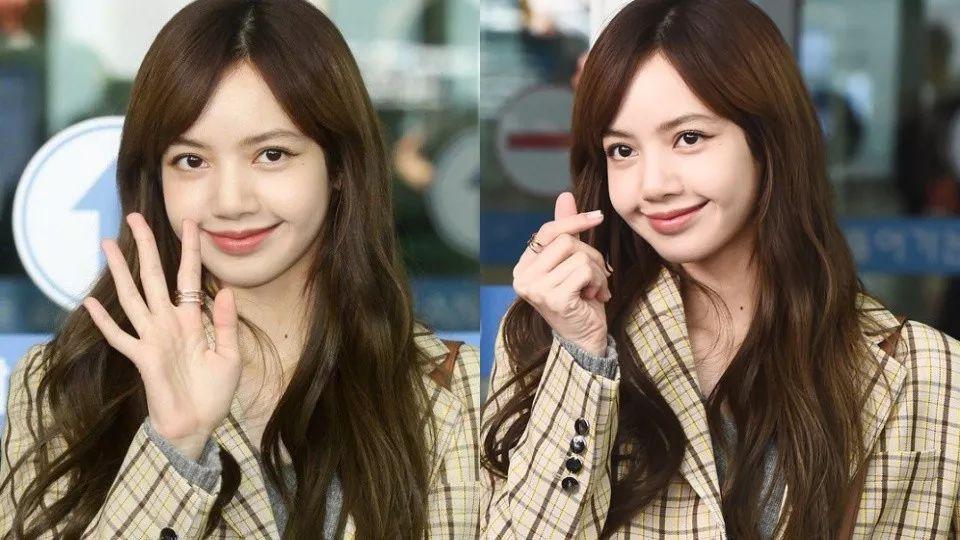 2020年女星刘海图鉴,昆凌刘海最显嫩,完美的瘦脸神器