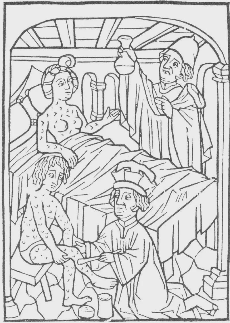 瘟疫横行的日子,中世纪欧洲人如何逃离黑死病噩梦