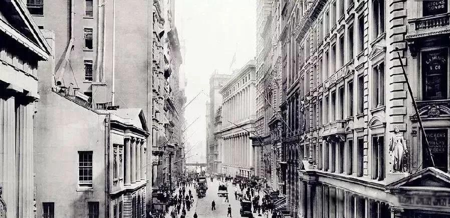 【金融危机简史04】美联储的诞生:1907年美国银行危机!(含音频)