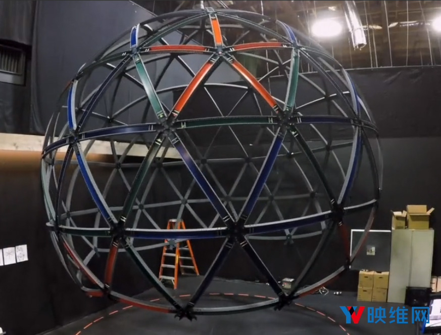 與索尼合作,Hawkeye發布光場捕捉系統Meridian