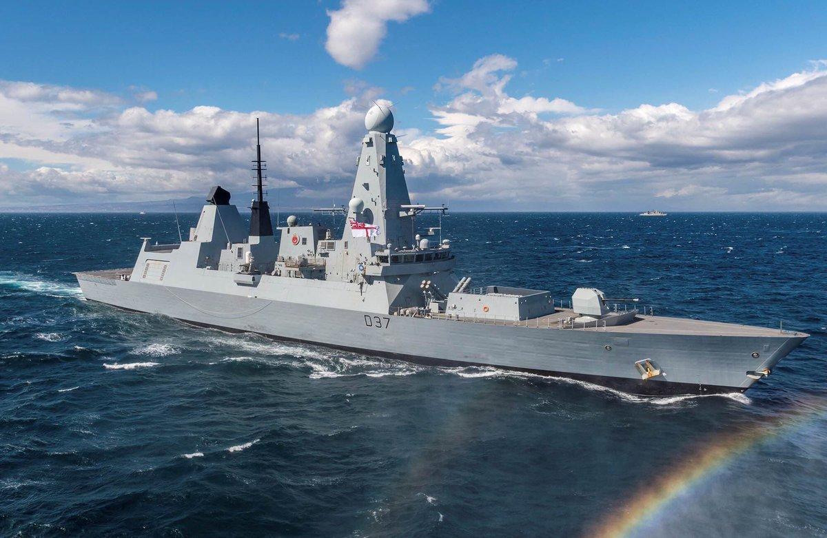 八国联军也来海峡凑热闹!法国航母已起航,荷兰丹麦战舰当急先锋