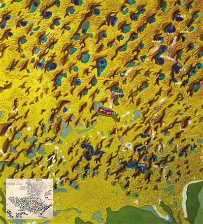 世界第三大沙漠巴丹吉林开启申遗之路