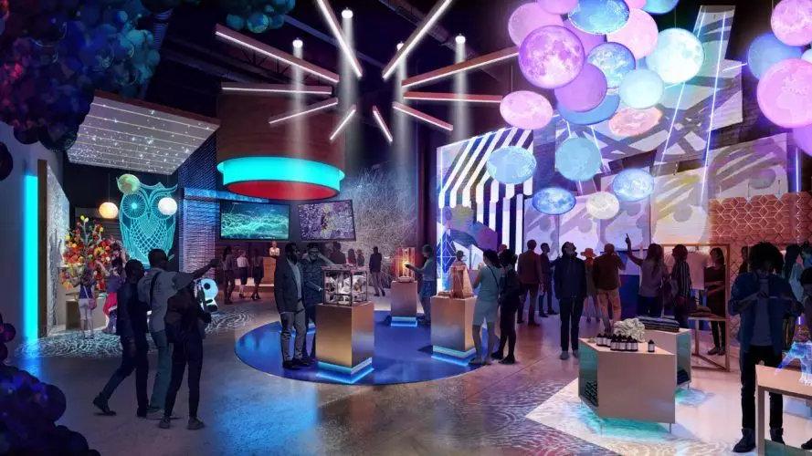 英特尔携手AREA15带来体验式零售,引爆拉斯维加斯新风尚