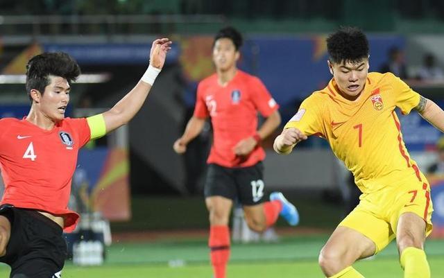 韩国足球国奥足球队