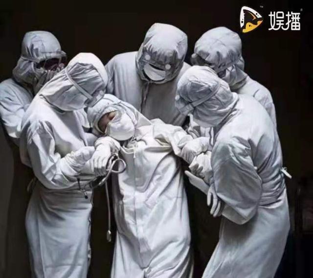 向武汉一线医务天使致敬