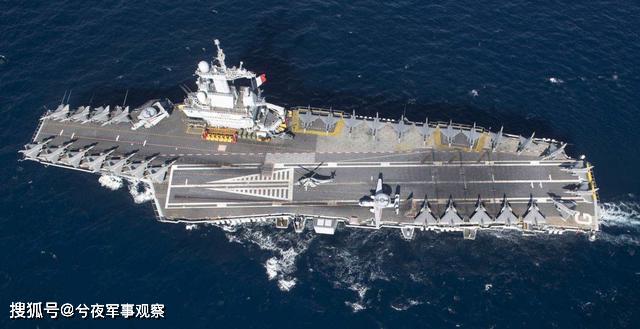 围攻伊朗,释放动武信号,法国航母也要出手了,却竟遭沙特批评?_法国新闻_法国中文网