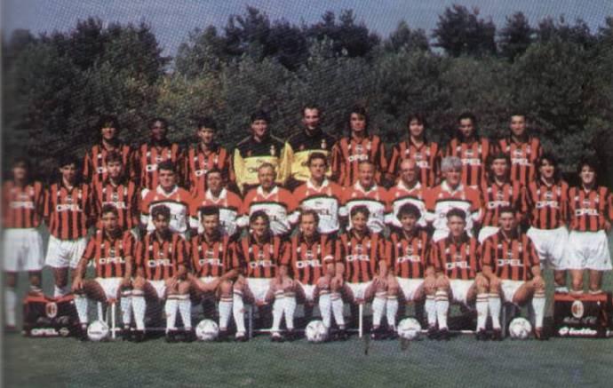 原创             【资料】AC米兰1994-