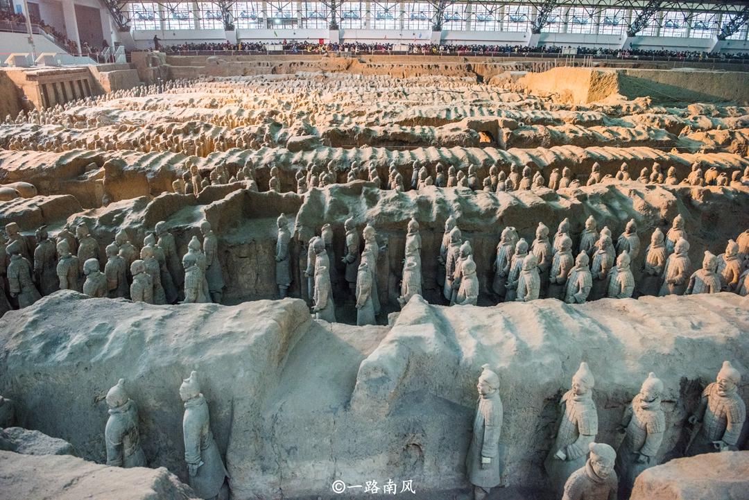 原创             西安最著名的旅游胜地,一个因杨贵妃出名,一个是世界第八大奇迹