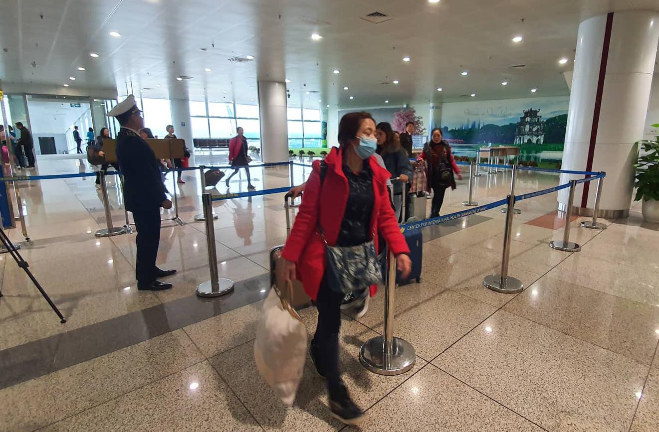 越南卫生部:3名来自武汉出现发热症状游客已回中国治疗
