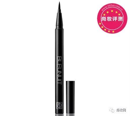 尚妆评测| 深蓝彩妆黑魅畅黑持久眼线液笔