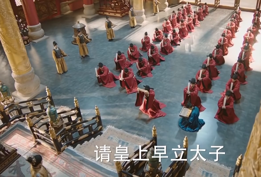 大明风华:皇后带儿子自杀,孙若微诡异一笑,是阴谋还是怕失态?