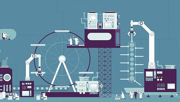 腾讯是如何设计产业信息化建设框架的?