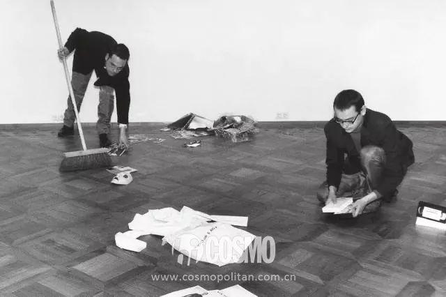 T型台 | Maison Margiela和Viktor&Rolf来给你上一门艺术人生