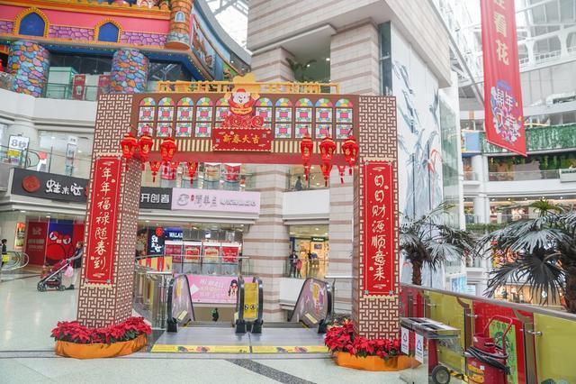 原创             广州大过年,来正佳迎新春吧