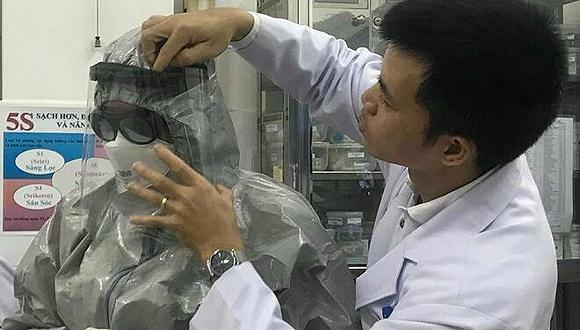 越南确诊两例新型冠状病毒感染肺炎病例,为一对中国父子