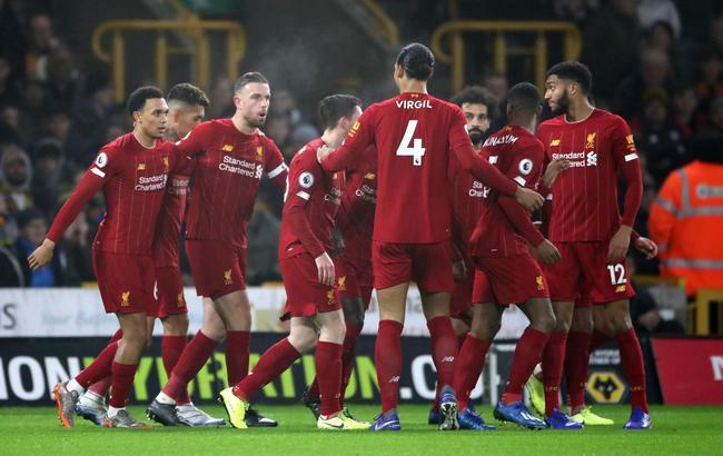 英超-亨德森传射菲米绝杀 利物浦2-1连续40场不败