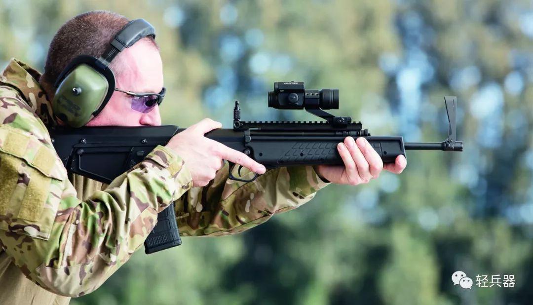 確認過眼神,是Kel-Tec的畫風:RDB系列卡賓槍