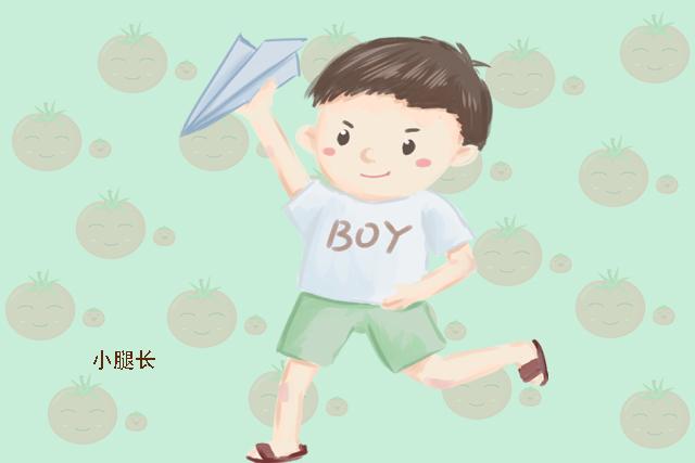 """如果孩子有这""""五长"""",就代表他长大后矮不了,哪怕中一条也不错"""