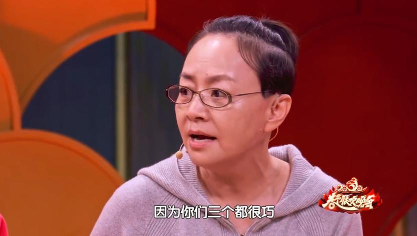《家有儿女》剧组重聚,杨紫张一山配合默契,宋丹丹12字送仨孩子