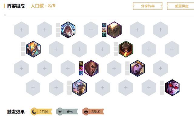 「兔玩电竞」原创LOL:光系变阵成版本赢家 云顶之弈四
