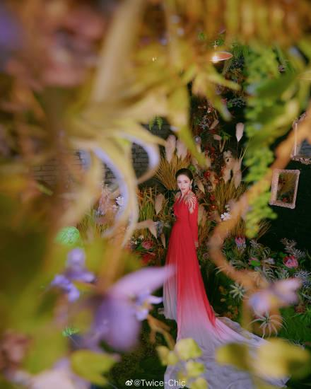 原创             佟丽娅蜕变记:春晚完美翻身,谢谢你展现气质满分、独立优雅的自己